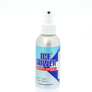 Ice power sports spray