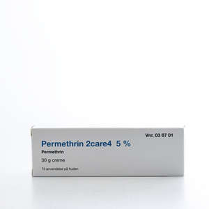 "Permethrin ""2care4"" 5%"