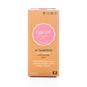 Ginger Organic Tampon Mi m/ind