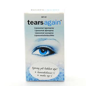 Tearsagain spray