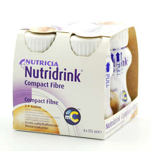 Nutridrink Compact Fibre Mocca