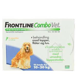 Frontline Combo hund 10-20kg