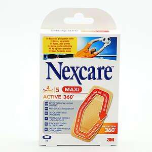 Nexcare active 360 strips