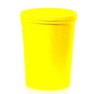 Kanylebeh. 2,0 l gul/gul låg