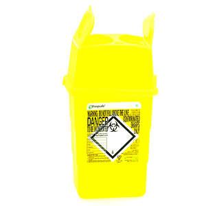 Sharpsafe kanyleboks 1 liter