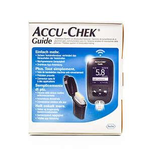Accu-Chek Guide App.