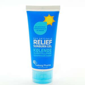 Faaborg Relief Sunburn Gel