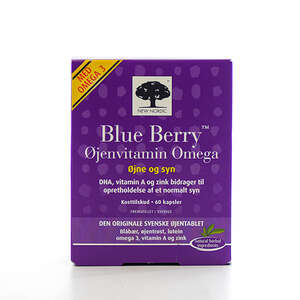 Blue Berry Omega 3