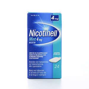 Nicotinell Mint 4 mg