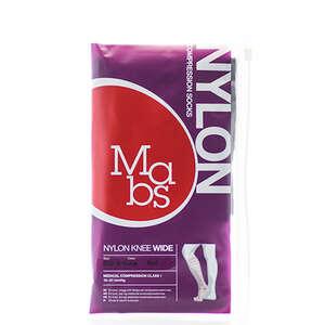 Mabs Nylon Knee Wide black L