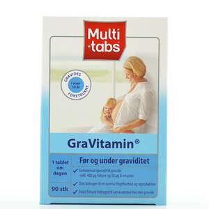 Multi-tabs GraVitamin
