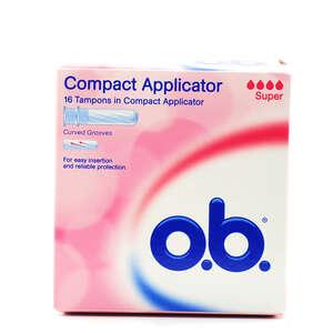 o.b. Compact applikator super
