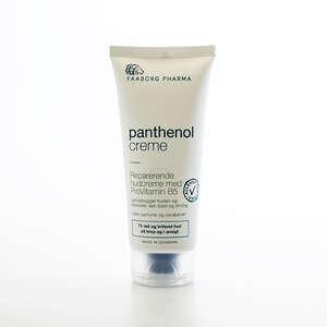 Faaborg Panthenol Creme i tube