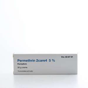 """Permethrin """"2care4"""" 5%"""