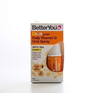 Dlux Junior D-vitamin 10 mikg