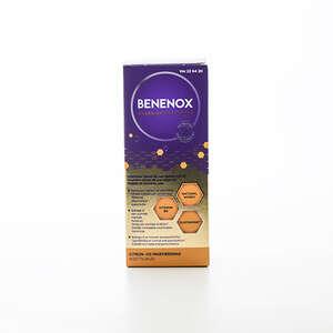 Benenox Citron/Ingefær