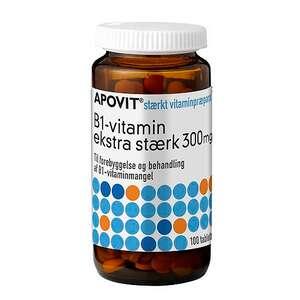 Apovit B1-vitamin 300 mg