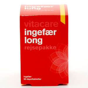 VitaCare Ingefær Long