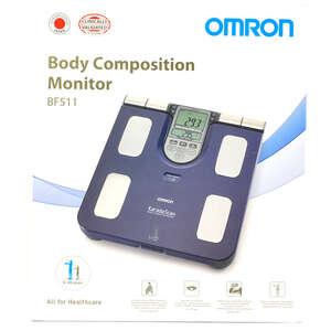 Omron BF511 Vægt m fedtmåler