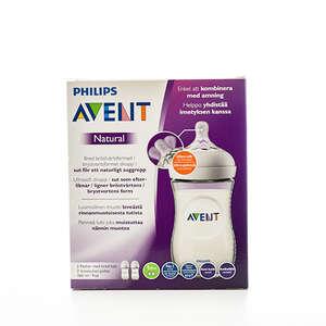 Avent Naturel Suttefl 260 ml