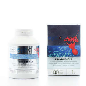 Eye Q Chews Olie EPA+DHA+GLA