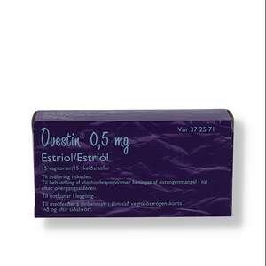 Ovestin 0,5 mg