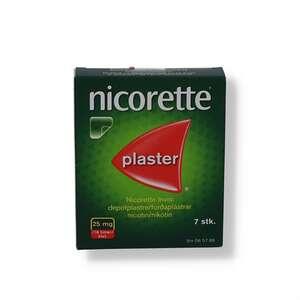 Nicorette invisi plaster 25mg