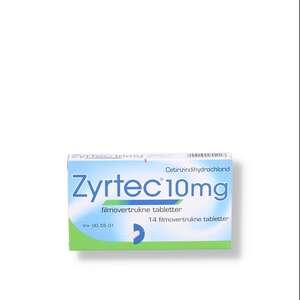 Zyrtec 10 mg