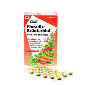 Floradix Krauterblut
