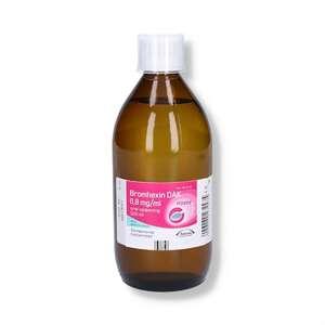 "Bromhexin ""DAK"" 0,8 mg/ml"