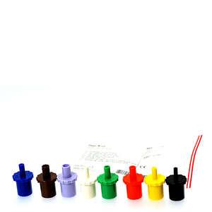 PEP modstande 1,5-6,0 mm