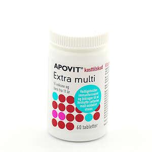 Apovit Extra Multi voksen