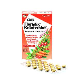Floradix Kräuterblut tabletter