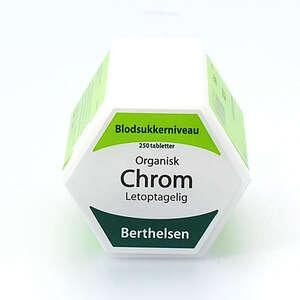 Berthelsens Chrom tabletter