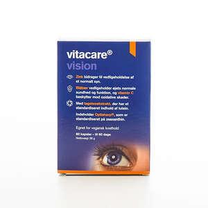 Vitacare Vision kapsler