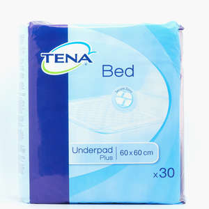 TENA Bed Underpad Plus Friction