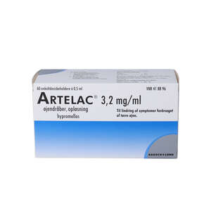 Artelac 3,2 mg/ml
