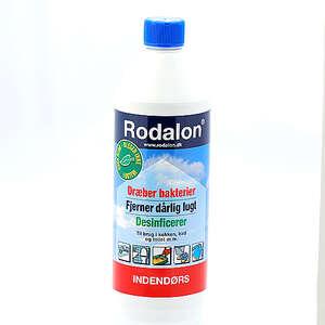 Rodalon indendørs brug