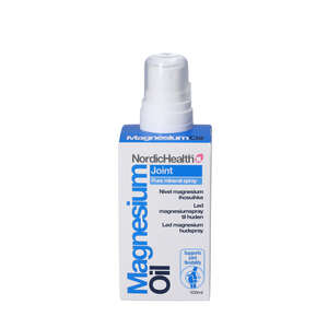 Magnesium Oil Spray Joint