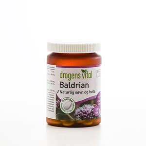 Drogens Vital Baldrian tabletter
