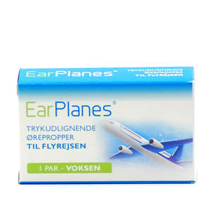 EarPlanes Ørepropper