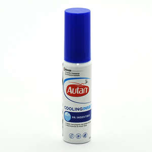 Autan Cooling Insect Spray