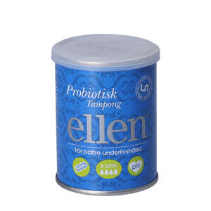 Ellen Probiotisk Tampon