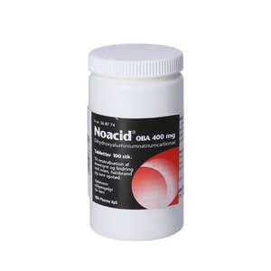 Noacid 400 mg
