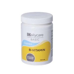 Dailycare B-vitamin Combi tabletter