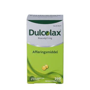 Dulcolax entero 5 mg