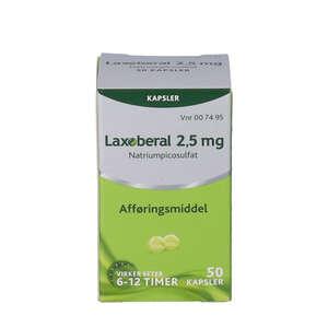 Laxoberal 2,5 mg