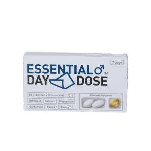 DayDose Essential Male 7 dage
