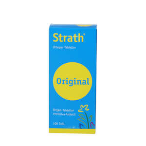 Strath Urtegær Original tabletter