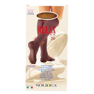 Solidea Relax Unisex 70 Knæstrømpe (M/Camel)